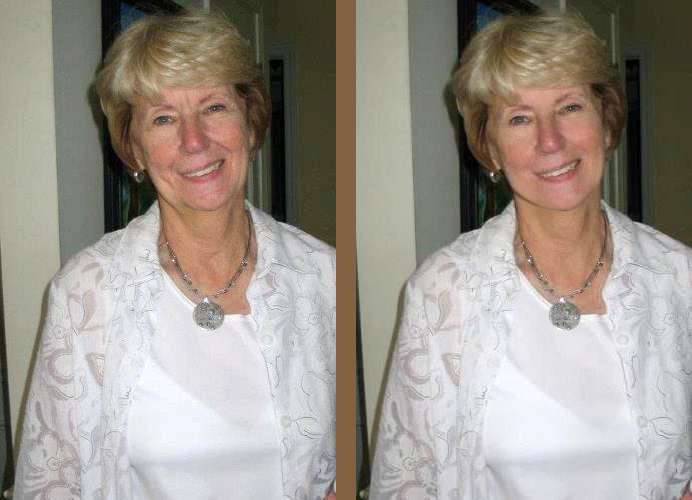 Photo Restoration - Remove Wrinkles, fix blackeye, or restore damaged photo
