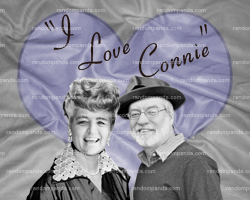 DIY I Love Lucy Print, Photoshop Yourself, Funny Portrait for Couples